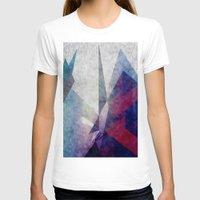baroque T-shirts featuring Baroque Dreams in Color by Cullen Rawlins