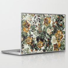 RPE FLORAL Laptop & iPad Skin