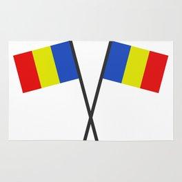 romania flag Rug