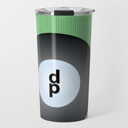 Do you want play billar? Travel Mug