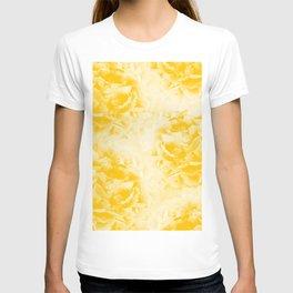 Yellow Peonies Dream #1 #floral #decor #art #society6 T-shirt