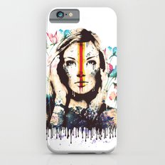 Drips of color iPhone 6s Slim Case