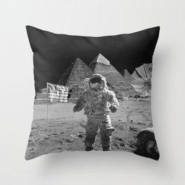 Conspiracies Throw Pillow
