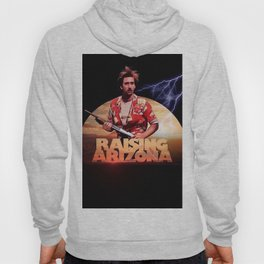 raising arizona Hoody