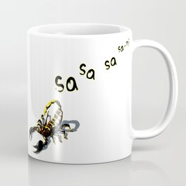 Let it Die - Sa-ri Scorpion (Trail) Coffee Mug
