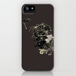 No Couro! iPhone Case
