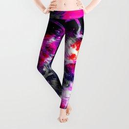 Pink Aura Leggings