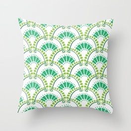 New Perpetual 2 Throw Pillow