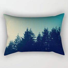 Forests Find Me Rectangular Pillow