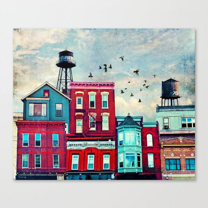 A North Avenue Canvas Print
