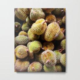 Durians Metal Print