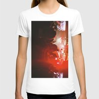 concert T-shirts featuring concert by Alexandra Bauer