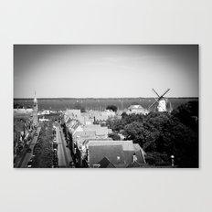 A Dutch view Canvas Print