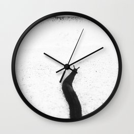 Babosa Wall Clock