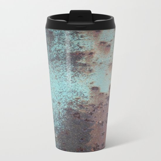 Eros-Ion Metal Travel Mug