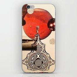 Tribute to Leia iPhone Skin