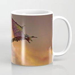 Flying Dragon Coffee Mug