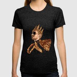 King Bill - Black Text T-shirt