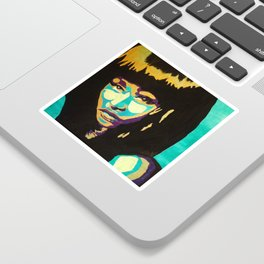 Nicki M Sticker