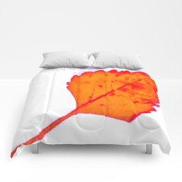 BE LIKE A LEAF #8 Comforters
