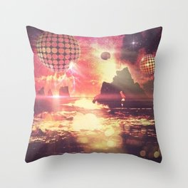 Damnation Throw Pillow