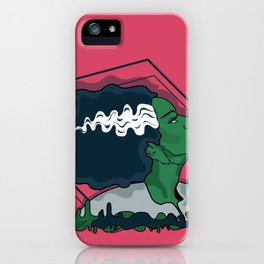 Frankenstein Bride iPhone Case