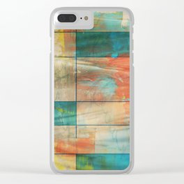 MidMod Art 5.0 Graffiti Clear iPhone Case