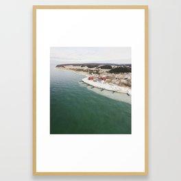 Point Betsie Lighthouse | Michigan | John Hill Photography Framed Art Print