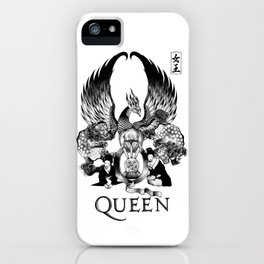 """QUEEN EXPEDITION"" iPhone Case"