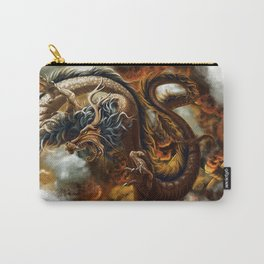 Polluted Skies Carry-All Pouch