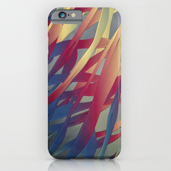 Modern Aquatic Nightsongs iPhone & iPod Case