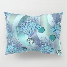 LIONFISH CAMOUFLAGE. Pillow Sham