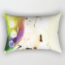 Fashion Fantasy Rectangular Pillow