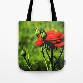 A Kiss from a Rose Tote Bag