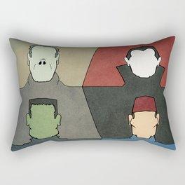 A Universal Horror Rectangular Pillow