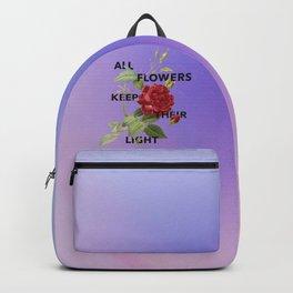 Botanical Backpack
