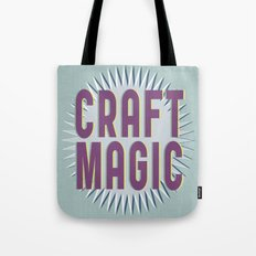 Craft Magic // Berry Tote Bag