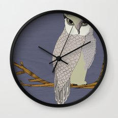 The Knight Wall Clock