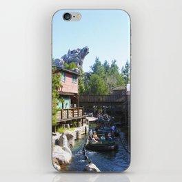 Grizzly Peak River Run II iPhone Skin