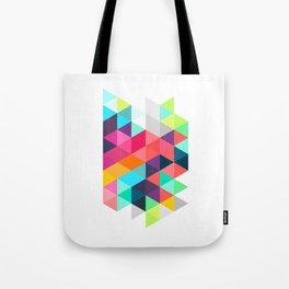 Crystallize Tote Bag