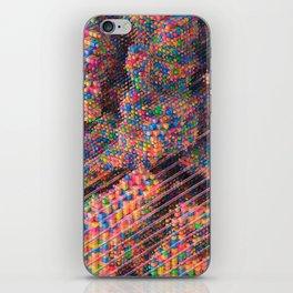 Explosive Popcorn Gum (Bigger) iPhone Skin