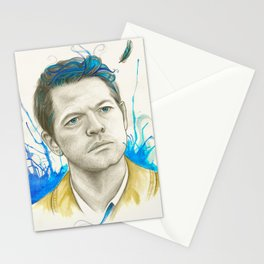 Castiel Stationery Cards