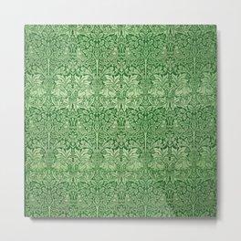 """William Morris """"Brer rabbit"""" 3. Metal Print"""