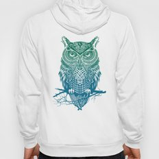 Warrior Owl Hoody