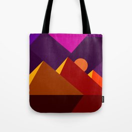 Road to Giza Tote Bag