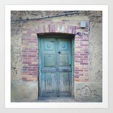 Doors of Perception 40 Art Print