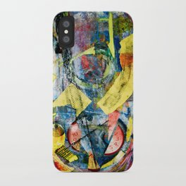 Time Collage iPhone Case