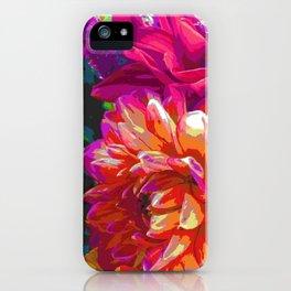 Floral Impact iPhone Case