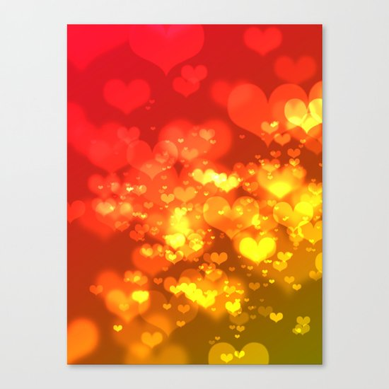 New Love Canvas Print