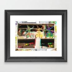 Bangkok°Jam^ Framed Art Print